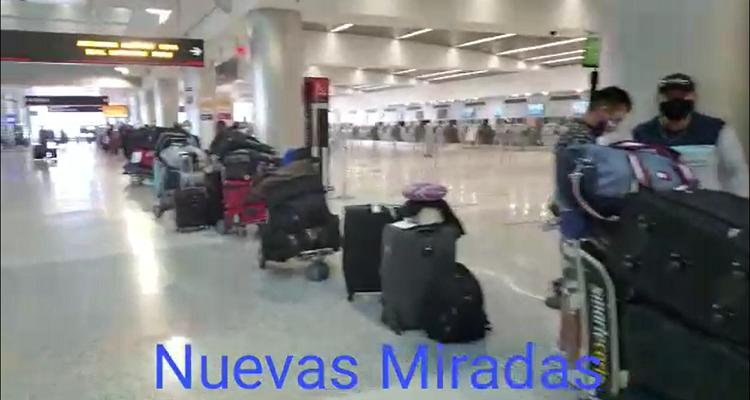 Lo que deben hacer los nicaragüenses para retornar a su país desde los Estados Unidos